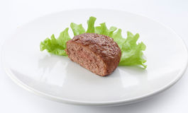 Meat rissole Stock Images