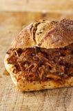 Meat sandwich Stock Image