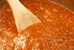 Meat Sauce Stock Images