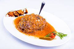 Meat sauce Royalty Free Stock Images