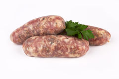 Meat sausages Royalty Free Stock Image