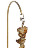 Meat on a skewer Royalty Free Stock Image