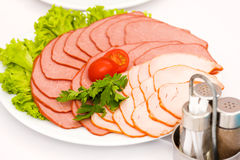 Meat Slices Stock Images