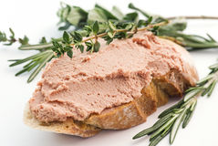 Meat Spread royalty free stock photography