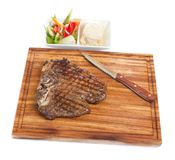 Meat steak Royalty Free Stock Photography
