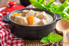 Meat stew Royalty Free Stock Photography