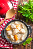 Meat stew Royalty Free Stock Images