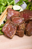 Meat Stick Stock Images