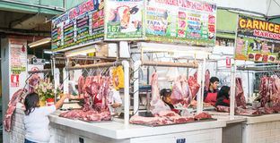 The Meat Store Royalty Free Stock Photos