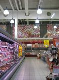 Meat store Royalty Free Stock Image