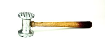 Meat tenderizer Royalty Free Stock Photography