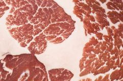 Meat texture Stock Photography