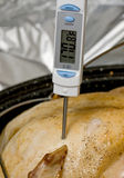 Meat thermometer Stock Image