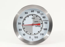 Meat thermometer Stock Photography