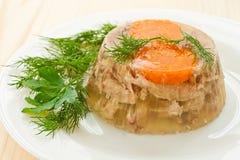 Meataladåb royaltyfria foton