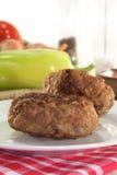 meatball Royaltyfri Fotografi