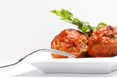 Meatball Stock Image