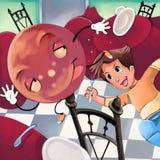 meatball Image stock