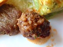 meatball Royaltyfria Bilder
