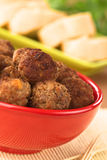 Meatball Appetizers Royalty Free Stock Image
