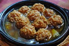 Meatball Stock Image