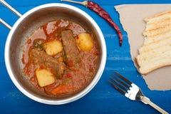 Meatball stew Stock Photos