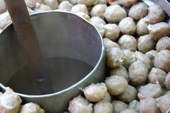 meatballs Fotografering för Bildbyråer