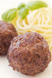 Meatballs Royalty Free Stock Photo