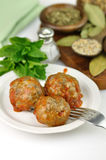 Meatballs Stock Image
