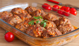 Meatballs Royalty Free Stock Photo