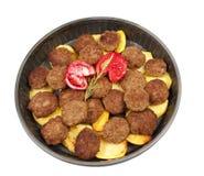 meatballs Стоковая Фотография RF