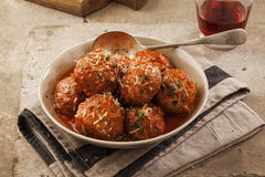meatballs Photo libre de droits