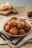 meatballs Imagens de Stock
