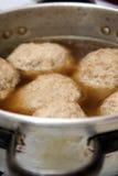 meatballs Arkivfoto