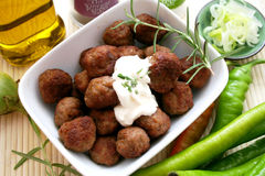 Meatballs Stock Photos