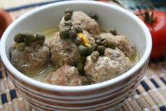 Meatballs Royalty Free Stock Photos