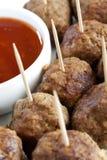 meatballs appetiser Стоковые Изображения