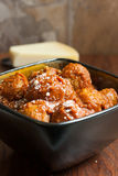 Meatballs in a bowl Stock Images