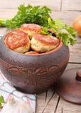 Meatballs. Royalty Free Stock Image