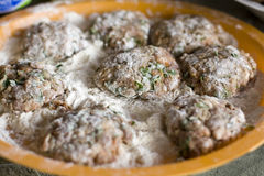 Meatballs Stock Photo