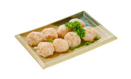 Meatballs. meatball on background Royalty Free Stock Photography