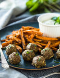 Meatballs Royalty Free Stock Photography