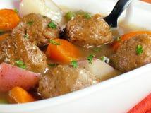 meatballstew Royaltyfria Bilder