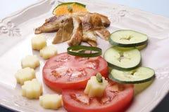 meatgrönsaker Arkivfoto