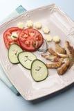 meatgrönsaker Arkivbilder