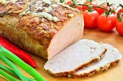 meatloaf стоковое фото
