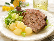 Meatloaf Stock Photos