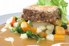 Meatloaf Stock Photography