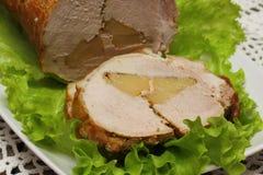 Meatloaf стоковые фотографии rf