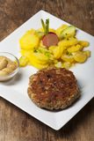 meatloaf Photo libre de droits